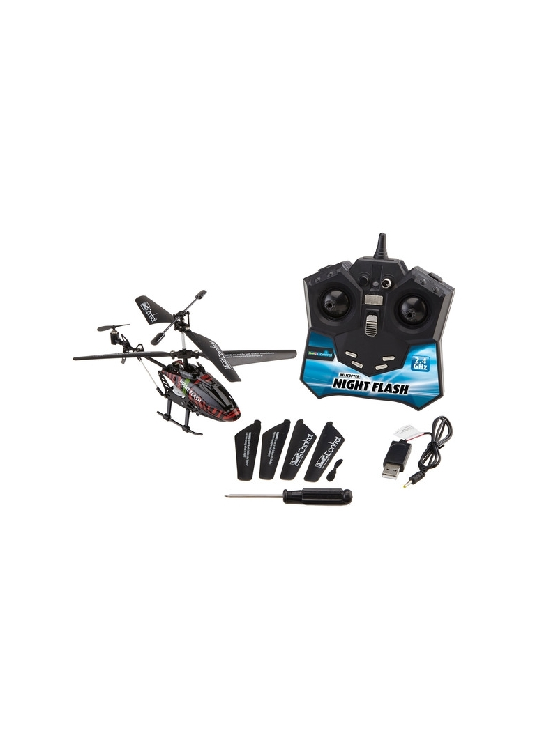 RC Helikopter Revell RC Construction Kit NIGHT FLASH