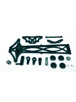 -009 Teile Set 1 Monstertronic Truggy  1:10  Yakubi Pro 4WD Brushed ,YK2061