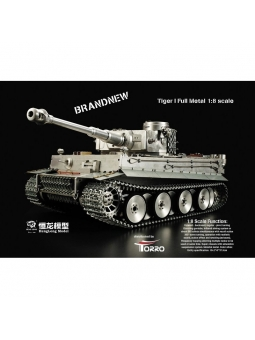 Heng Long 1/8 RC Tiger I Vollmetall Version BB