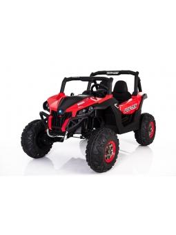 """Kinderfahrzeug - Elektro Auto """"Buggy 04"""" - 12V10AH Akku,4 Motoren- 2,4Ghz, Allrad+MP3+Ledersitz+EVA"""