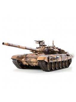RC Panzer  T-90 Pro  Russisches Modell 2.4GHz 1:16 Rauch&Sound Metallgetriebe/Metallkette 2.4 GHz Fernsteuerung