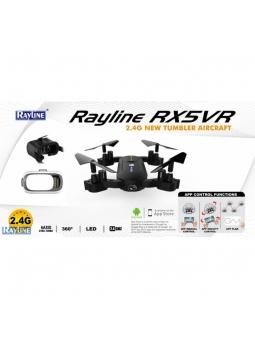 RC Drohne X5VR Selfie mit VR Brille Rayline RC Quadrocopter