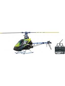 RC Helicopter E-Rix 450 C. V2 Pro mit 6 Kanal Fernbedienung, RTF ARF
