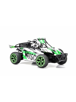 FM-G03 - High Speed Sand Buggy bis 50 km/h im Maßstab 1:18, Allradantrieb und 2.4 GHz Steuerung, grün