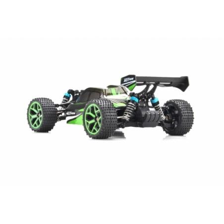 FM-G06 - High Speed Race Buggy bis 50 km/h im Maßstab 1:18, Allradantrieb und 2.4 GHz Steuerung, grün