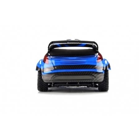 FM-G09 - High Speed Street Car bis 50 km/h im Maßstab 1:18, Allradantrieb und 2.4 GHz Steuerung, blau