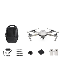 DJI Mavic Pro Platinum - Fly More Combo