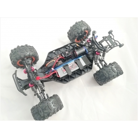 RC Auto FM 8035 Dinosaurus Brushless 1:8 Monstertruck