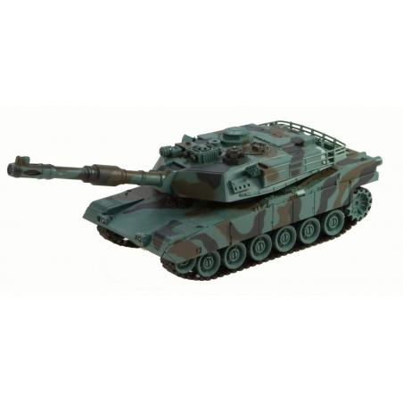 2  Stück  Panzer , Battle Set Panzer 1:28 mit integriertem Infrarot Kampfsystem 2.4 Ghz RC R/C