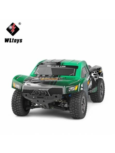 Fm-electrics| WL12403 4WD 1:12 Shortcourse Truggy ferngesteuert mit LiPo Akku und 50 km/h schnell!