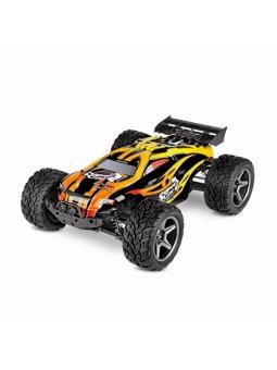 Fm-electrics  WL12404 4WD 1:12 Truggy ferngesteuert mit LiPo Akku und 50 km/h schnell!