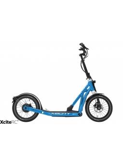 E-Scooter BMW X2 City blau