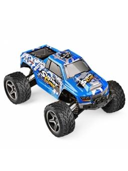 RC Monsterbuggy 1:12 mit 2,4 GHz 50 km/h schnell, wendig WL 12402