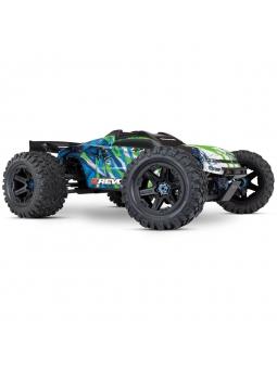 E-Revo BL 2.0 4x4 VXL blau RTR ohne Akku/Lader 1/8 4WD Racing Truck Brushless