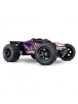 E-Revo BL 2.0 4x4 VXL orange RTR ohne Akku/Lader 1/8 4WD Racing Truck Brushless