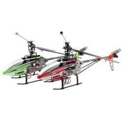 F-45 / F645 MJX Single Blade 4 Kanal 2,4 GHz Helicopter, Hubschrauber mit Gyro