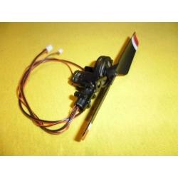 Amewi Beluga 180 -013 Heckset inkl. Motor, rotor u, Zahnrad