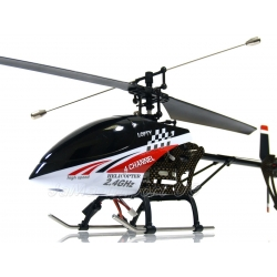 RC Helicopter FX059, FX-059 Singleblade Hubschrauber, 4 Kanal, 2,4 GHz, Gyro