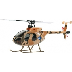 Revell Hobbico RC Helikopter MD-530 FBL 4-CH 2,4 GHz, SLT, digitaler Trimmung