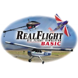 Flugsimulator RealFlight Basic Mode 2/4