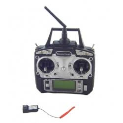 MTT6 Pro  6 Kanal Flug Sender  u. Empfänger 2,4Ghz