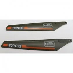 FX035 & FX060-004 Rotorblätte