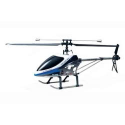 RC Helikopter DH 9117 2.4 GHz 4CH Helicopter Single Blade Hubschrauber, Gyro