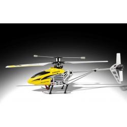 TOP RC Helicopter D9025, 2.4GHz, 4Kanal, Gyro Aluminium Hubschrauber