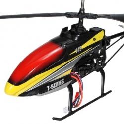 MJX T-43/T643 RC Hubschrauber, 2.4 GHz Helikopter, mit Kameravorbereitung