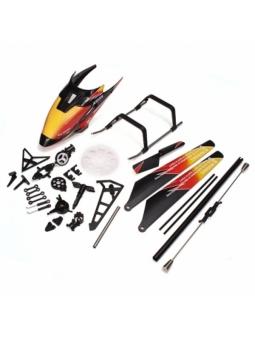 XXL Crash Set, Reparatur Set