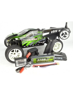 RC Truggy Offroad 1:10 Chrusher V2 Pro Brushless , 9092