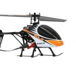 RC Helicopter Jamara Sole Hubschrauber, 4 Kanal, 2,4 GHz, Single Blade