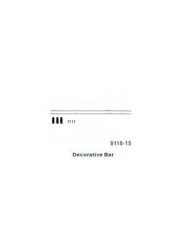 DH 9118-015 Heckstützen Heckträger