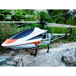 Rc Hubschrauber QS 9019 , GT 9019 Helicopter,4CH, 2.4GHZ single , LCD , Gyro