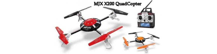 RC UFO MJX X200