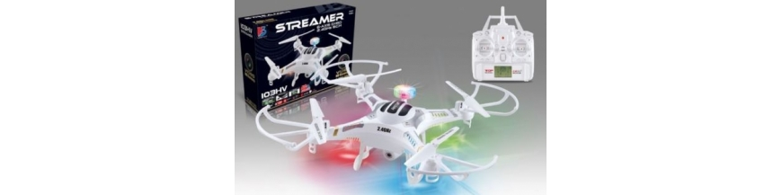 Quadcopter Streamer 103HV 2.4Ghz Drohne