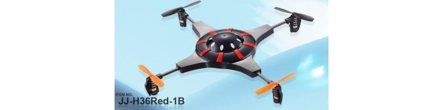 RC Quadrocopter, Ufo,  Vitality JJ-H36-1, 2.4GHz, 3D 4-Achsen