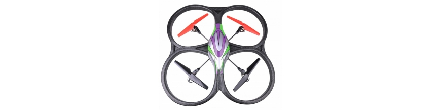 RC Quadrocopter WL V666