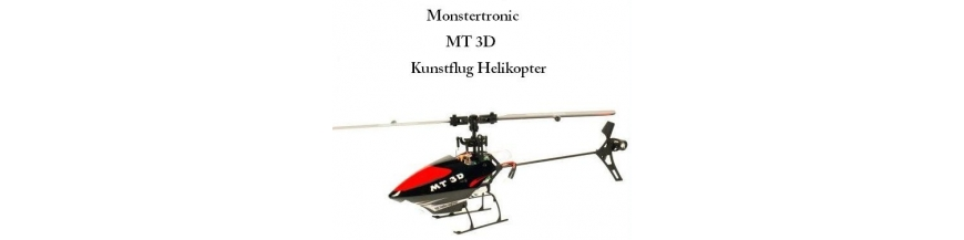 Monstertronic MT3D 6CH Heli