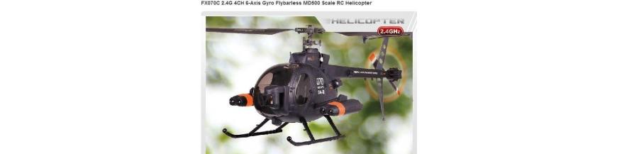 FX070c FBL Helikopter