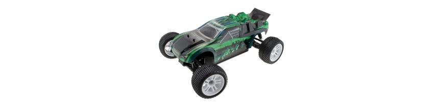 Monstertronic Truggy  1:10 Yakubi Pro 4WD Brushless ,YK2060