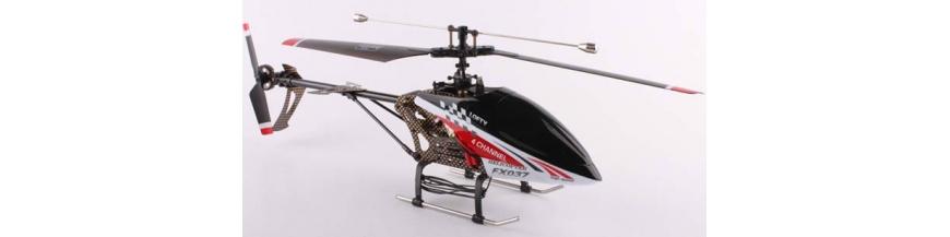 FX037 RC Helikopter, 4Kanal, Gyroscope