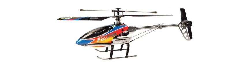 FXD-791 Helicopter, 2.4 GHz , 4 Kanal