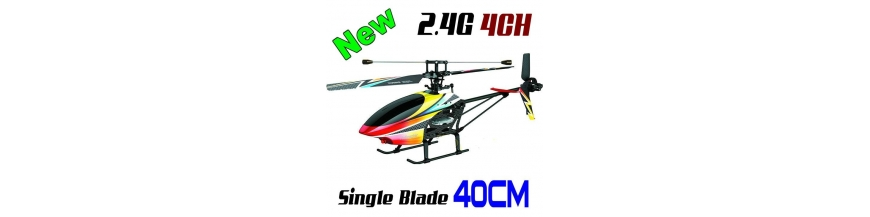 HQ 875 RC Helikopter, 2,4 GHz