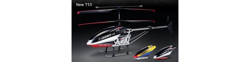 MJX T55, T655  Rc Helikopter, 2.4 Ghz
